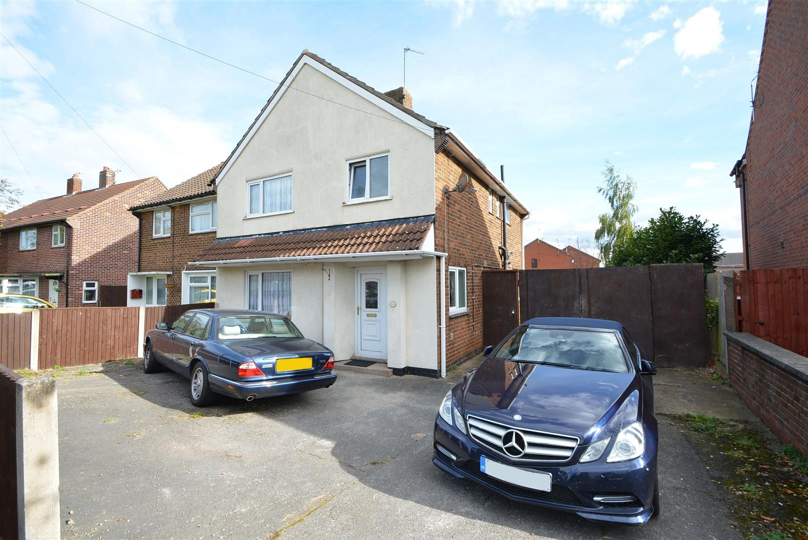 4 Bedrooms Semi Detached House for sale in Grasmere Road, Long Eaton
